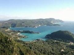 Westküste, Meer, Griechenland