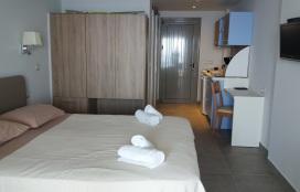 Schlafzimmer, Ferienwohnung, Barbati