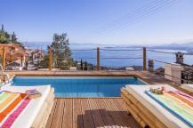 Cottage House Bala, Spartilas, Korfu